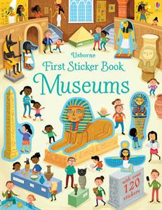 First Sticker Book Museum
