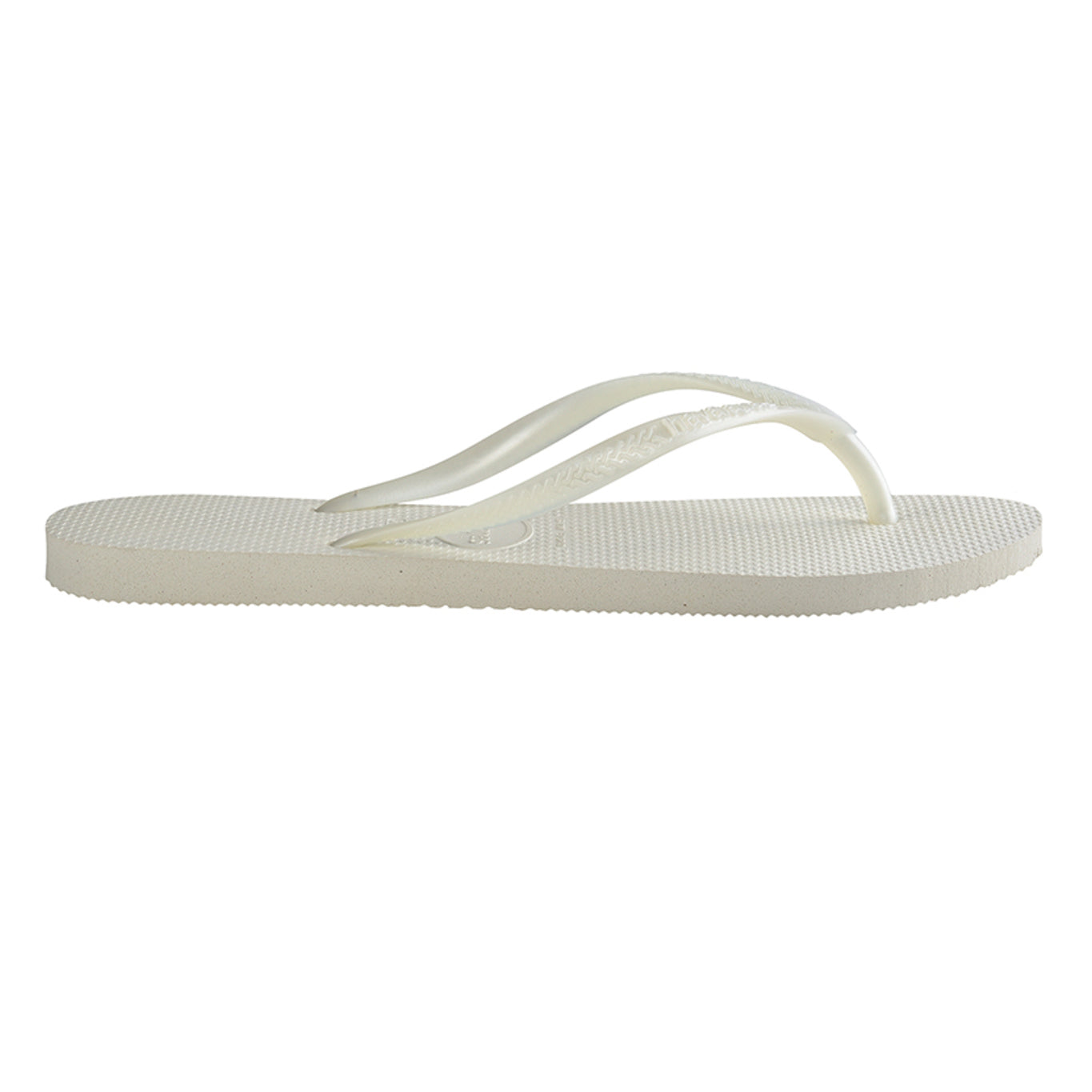 Havaianas flip flop - Ladies Slim - White