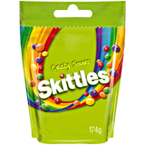 Skittles Dragees Crazy Sour 174g
