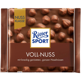 Ritter Sport Chocolate Whole Nut 100g