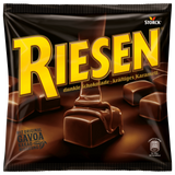 Storck Riesen Dark Chocolate Caramel Candy 900g