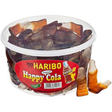 Haribo Happy Cola Winegums 1.2kg