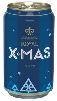 Jule Royal X-mas Blå 5,6% 24 x 330ml