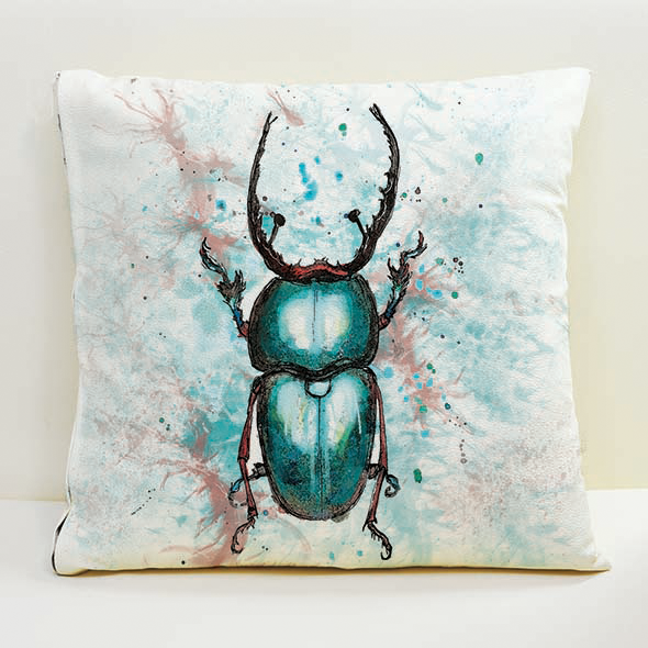 Bug 2 Cushion Cover