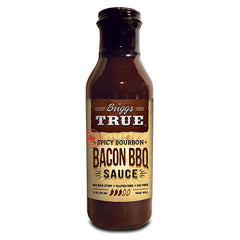 Spicy Bourbon Bacon BBQ Sauce