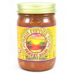 Maui Pepper Sunset Salsa - Medium