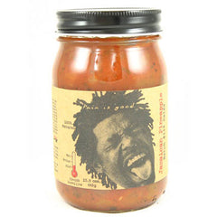 Pain is Good Batch #114 Jamaican Pineapple Medium-Heat Salsa Jalapeno Pepper Flavor Sweet 15.5oz