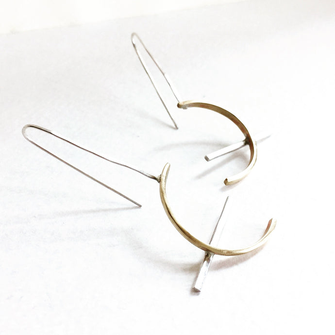 Rosa - Equal Pieces Earrings