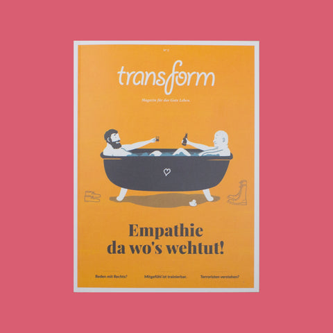 Transform Magazin Ausgabe 2