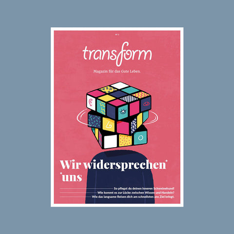 Transform Magazin Ausgabe 3