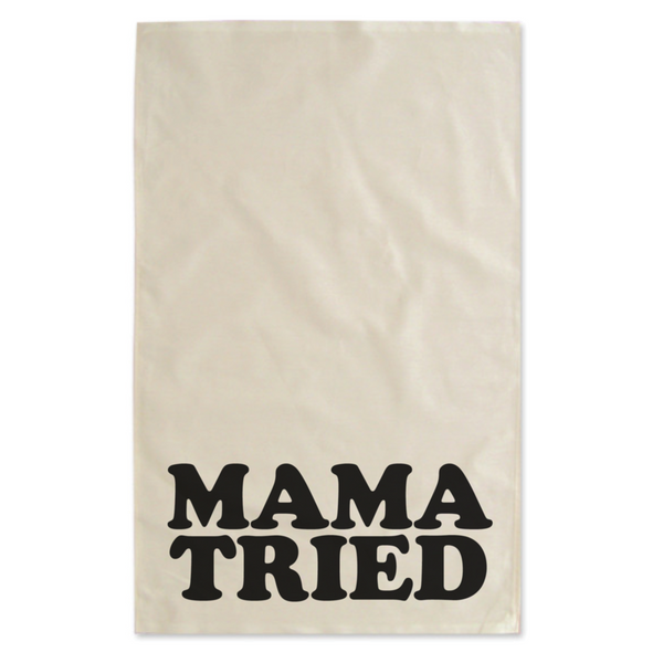 Mama Tried Kitchen Towel