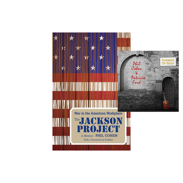 The Jackson Project: War in the American Workplace (Signed Copy)
