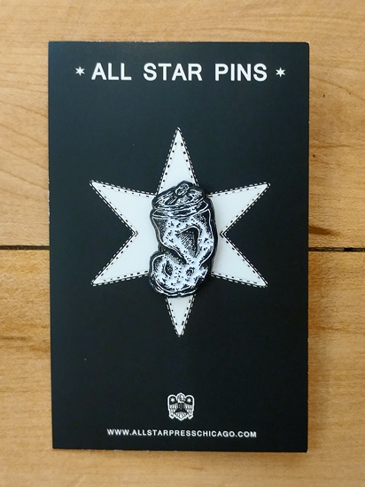 Can Pin by Erik Lundquist