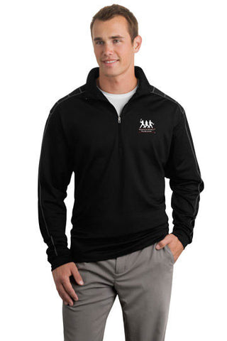 Nike - Dri-FIT 1/2-Zip Pullover