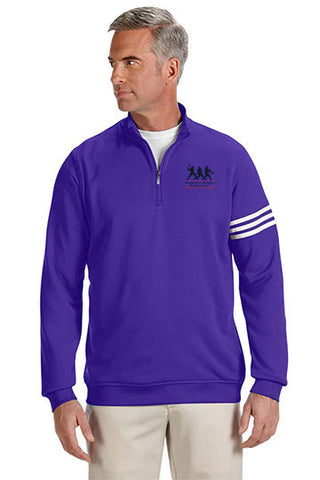Adidas - Climalite® 3-Stripes Pullover - Clearance - Large