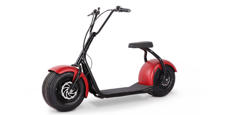 SSR Seev-800 Electric Scooter
