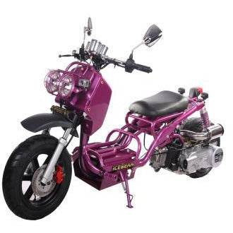 Maddog 150 Scooter 150cc Metallic Purple