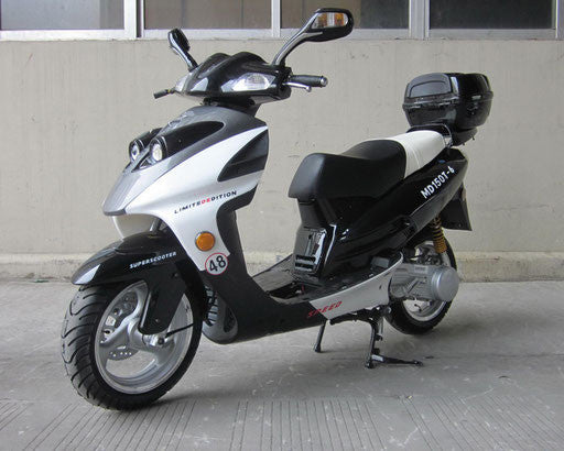 Vitacci Phantom Scooter 150cc Black