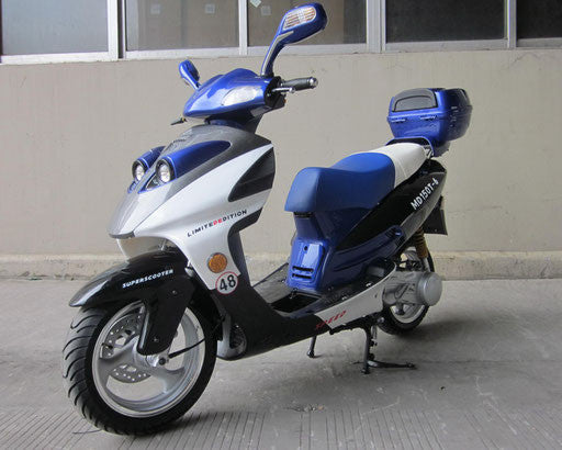 Vitacci Phantom Scooter 150cc Blue