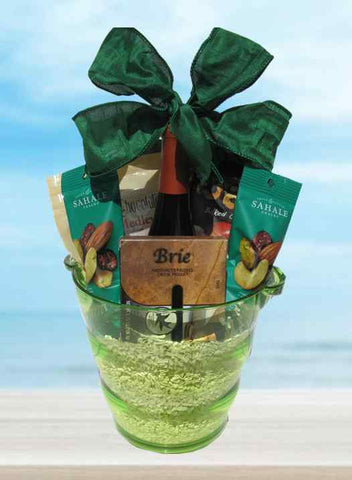 NW Sip and Savor Wine Gift Basket (c) 2019 by Heartwarming Treasures®