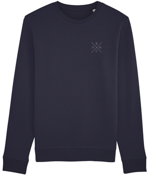 KGM ORIGINAL SWEATSHIRT - BLACK // NAVY