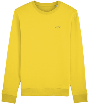 ROYAL SWEATSHIRT - CREAM HEATHER GREY // CREAM HEATHER PINK // YELLOW