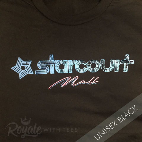 Starcourt Mall Distressed Stranger Things 3 T-Shirt
