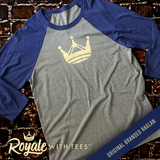 Royale™ Classic Crown Raglan Tshirt