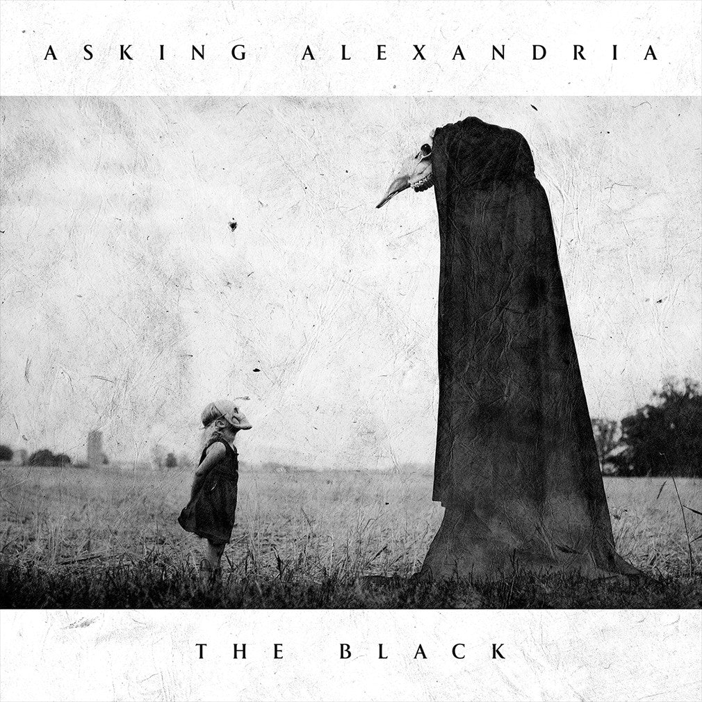 Asking Alexandria - 'The Black' CD Digipak