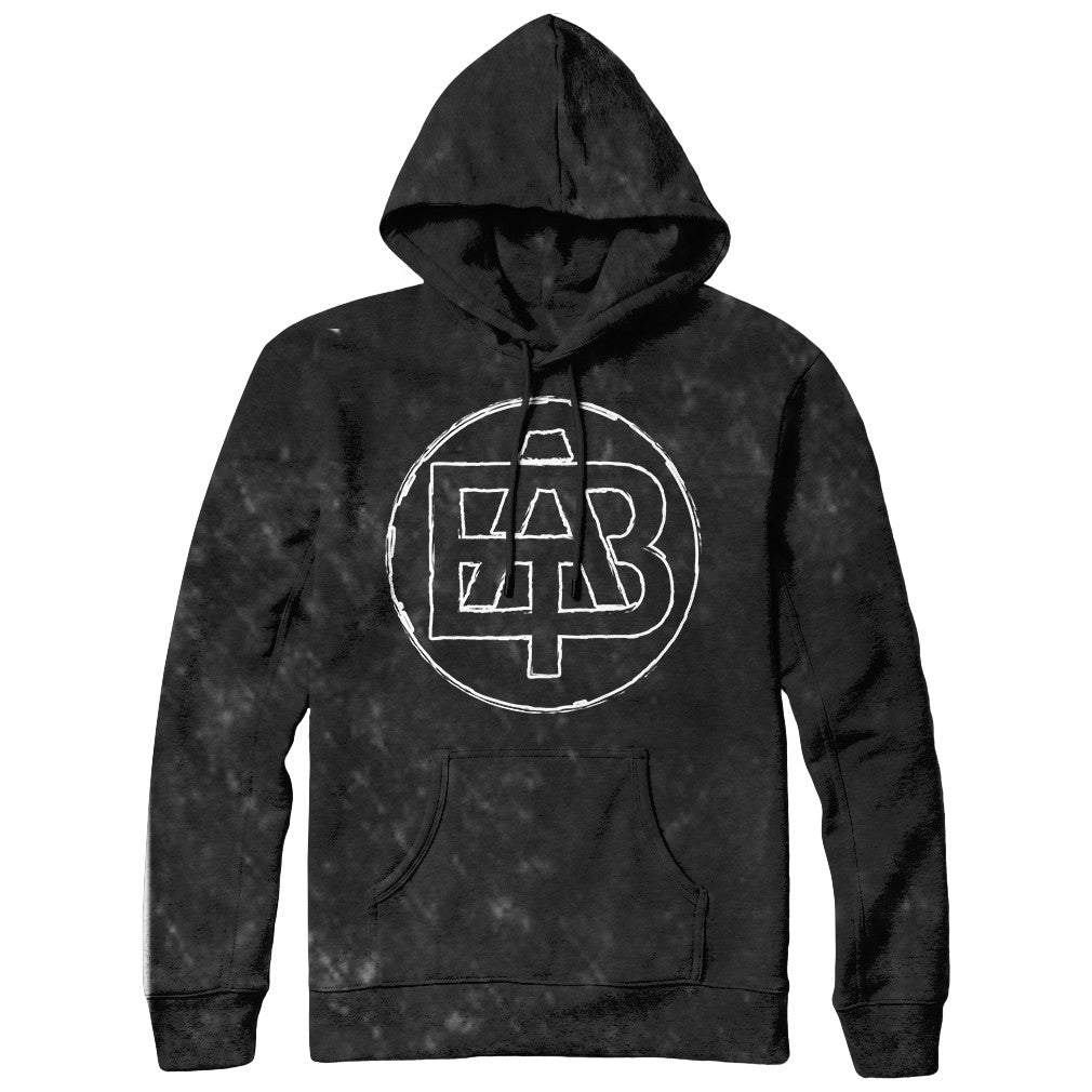 After The Burial - Black Wash Hoodie