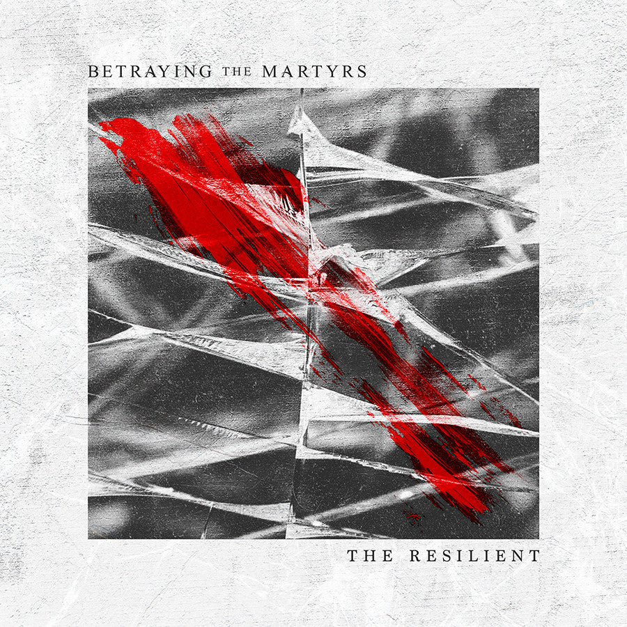 Betraying The Martyrs - 'The Resilient' CD