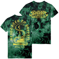 Slaughter To Prevail - Snake Custom Wash Tee
