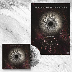 Betraying The Martyrs - 'Rapture' CD Digipak Pre-Order Bundle