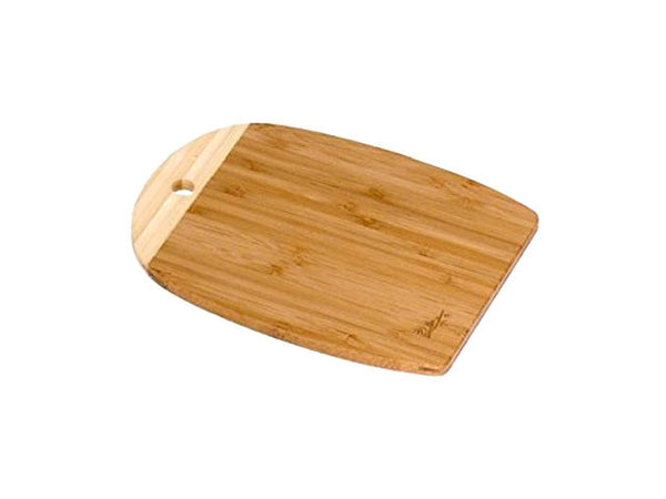Double Sided Solid Bamboo Cutting Board