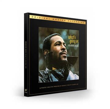 <b>Marvin Gaye </b><br><i>What's Going On [2LP, 45RPM, One-step]</i>