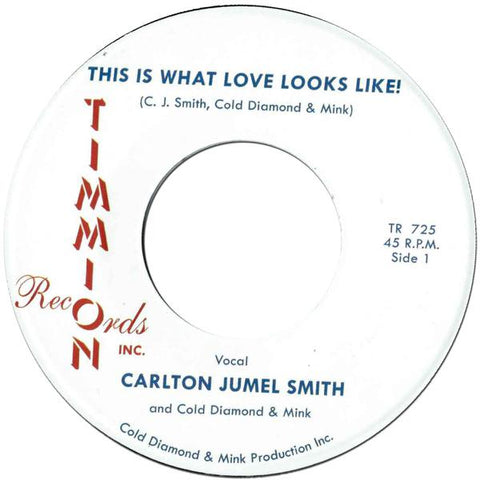 <b>C.J. Smith, Cold Diamond & Mink </b><br><i>This Is What Love Looks Like!</i>