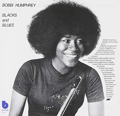 <b>Bobbi Humphrey </b><br><i>Blacks & Blues [Blue Note 80th Anniversary Series]</i>