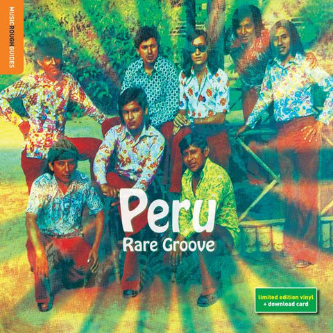 <b>Various </b><br><i>The Rough Guide To Peru Rare Groove</i>