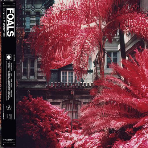 <b>Foals </b><br><i>Everything Not Saved Will Be Lost [Part 1]</i>