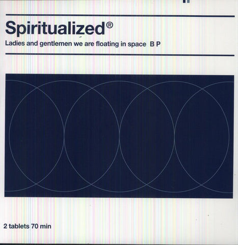 <b>Spiritualized </b><br><i>Ladies And Gentlemen We Are Floating In Space</i>