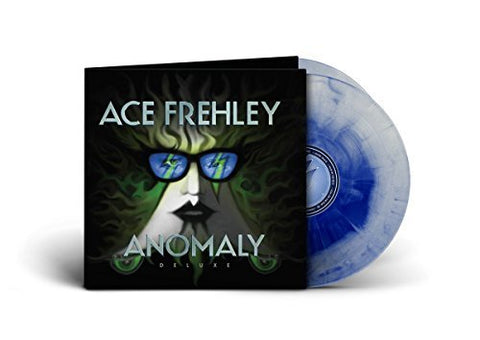 <b>Ace Frehley </b><br><i>Anomaly Deluxe [Colored Vinyl]</i>