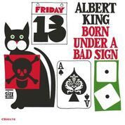 <b>Albert King </b><br><i>Born Under A Bad Sign [Mono]</i>