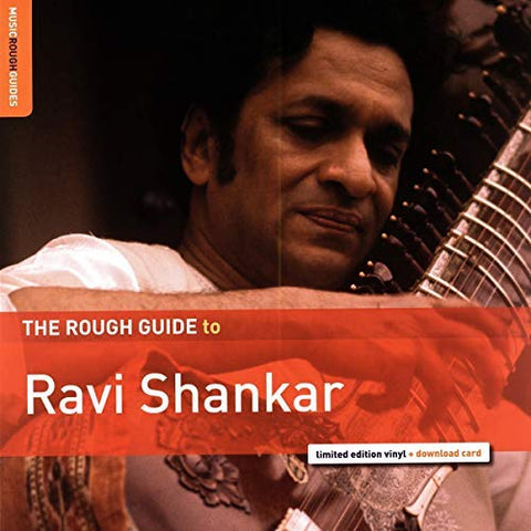 <b>Ravi Shankar </b><br><i>The Rough Guide To Ravi Shankar</i>