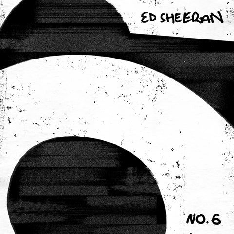 <b>Ed Sheeran </b><br><i>No.6 Collaborations Project</i>