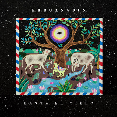 "<b>Khruangbin </b><br><i>Hasta El Cielo [Yellow LP + 7""]</i>"