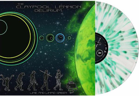 <b> The Claypool Lennon Delirium </b><br><i>Lime & Limpid Green</i>