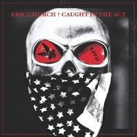 <b>Eric Church </b><br><i>Caught In The Act [Red Vinyl]</i>