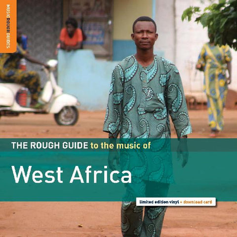 <b>Various </b><br><i>The Rough Guide To The Music Of West Africa</i>