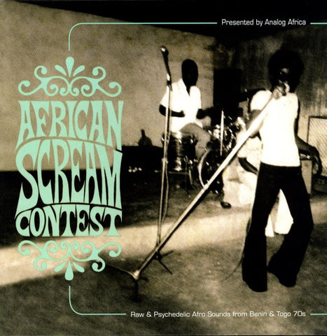 <b>Various </b><br><i>African Scream Contest</i>