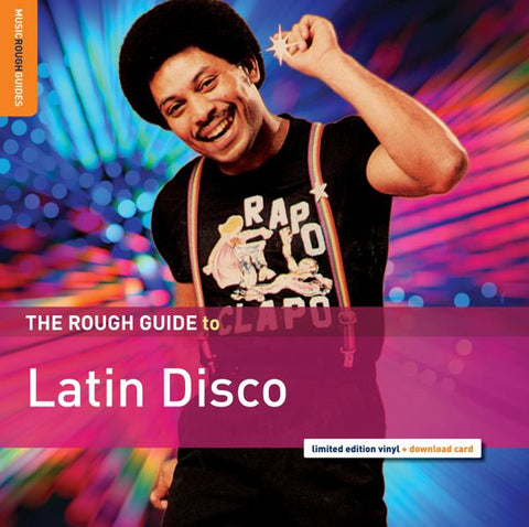 <b>Various </b><br><i>The Rough Guide To African Disco</i>